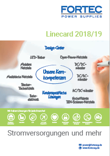 Linecard Fortec